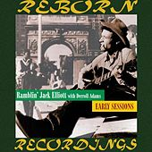 Early Sessions (HD Remastered) by Ramblin' Jack Elliott