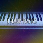 11 Major Players by Bossa Cafe en Ibiza