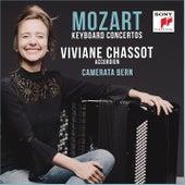 Mozart: Piano Concertos Nos. 11, 15 & 27 (Performed on Accordion) de Viviane Chassot