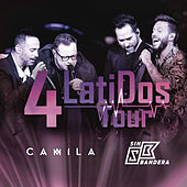 4 Latidos Tour - En Vivo de Various Artists