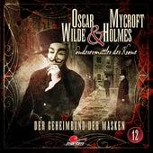 Sonderermittler der Krone, Folge 12: Der Geheimbund der Masken by Oscar Wilde