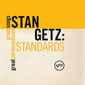 Standards: Great Songs/Great Performances von Stan Getz
