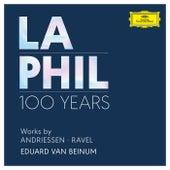 Andriessen: Symphonic Étude / Ravel: La Valse, M. 72 von Los Angeles Philharmonic