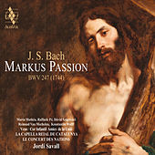 Bach: Markus Passion, BWV 247 by Various Artists