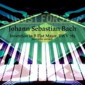 Invention in B-Flat Major, BWV 785 (Marimba Version) de AM Records