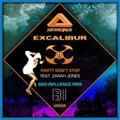 Party Don't Stop Remix by Excalibur