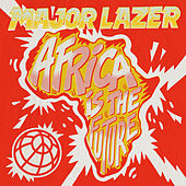 Africa Is The Future van Major Lazer