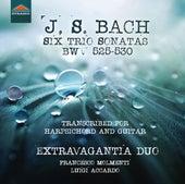 J. S. Bach: 6 Trio Sonatas, BWVV 525-530 de Extravagantia Duo