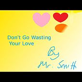 Don't Go Wasting Your Love de Mr. Smith