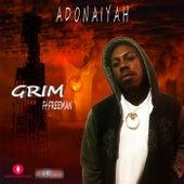 Grim (feat. Freeman) by Adonaiyah