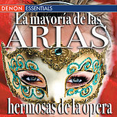 Most Beautiful Opera Arias (Disc 1) by Various Artists