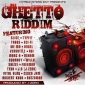 Ghetto Riddim de Various