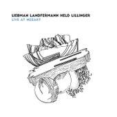 Live At Nozart de Liebman-Landfermann-Held-Lillinger