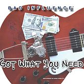 Got What You Need by Bad Influence