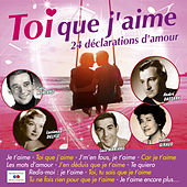 Toi que j'aime von Various Artists