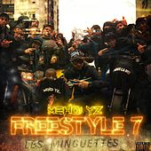 Freestyle 7 #Minguettes de Mehdi Yz