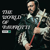 The World Of Pavarotti by Luciano Pavarotti