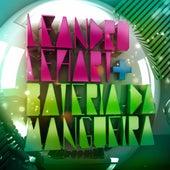 Leandro Lehart & Bateria da Mangueira by Leandro Lehart