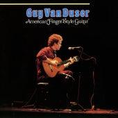 American Finger Style Guitar de Guy Van Duser