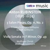 Rubinstein: 9 Salon Pieces, Op. 11, Vol. 2 & Viola Sonata in F Minor, Op. 49 de Various Artists