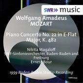 Mozart: Piano Concerto No. 22 in E-Flat Major, K. 482 de Nikita Magaloff