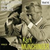 Karl Münchinger & The Stuttgart Chamber Orchestra, Vol. 6 von Werner Krotzinger