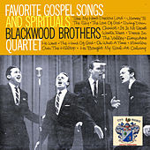 Favorite Gospel Songs and Spirituals by Blackwood Brothers Quartet