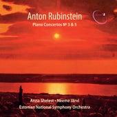 Rubinstein: Piano Concertos Nos. 3 & 5 de Anna Shelest