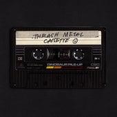 Thrash Metal Cassette by Dinosaur Pile-Up