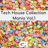 Tech House Collection Mania Vol.1 - EP de Various Artists