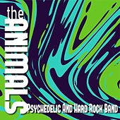 Psychedelic and Hard Rock Band de The Animals
