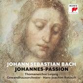 Bach: Johannes-Passion/St. John Passion, BWV 245 von Hans-Joachim Rotzsch