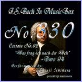 Cantata No. 94, 'Was frag ich nach der Welt'', BWV 94 de Shinji Ishihara