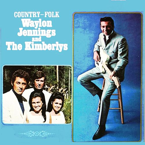 Country-Folk van Waylon Jennings