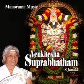 Venkitesa Suprabhatham de S.Janaki