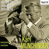 Karl Münchinger & The Stuttgart Chamber Orchestra, Vol. 9 by Various Artists
