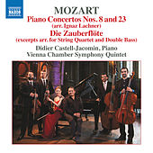 Mozart: Piano Concertos Nos. 8 and 23 & Die Zauberflöte (Excerpts Arr. for Chamber Ensemble) de Didier Castell-Jacomin