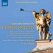 Donizetti: Vesper Psalms de Various Artists