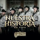 Nuestra Historia En Vivo de Los Originales De San Juan