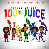 100% Juice No Artificial Flavors by Juiced Up Joey