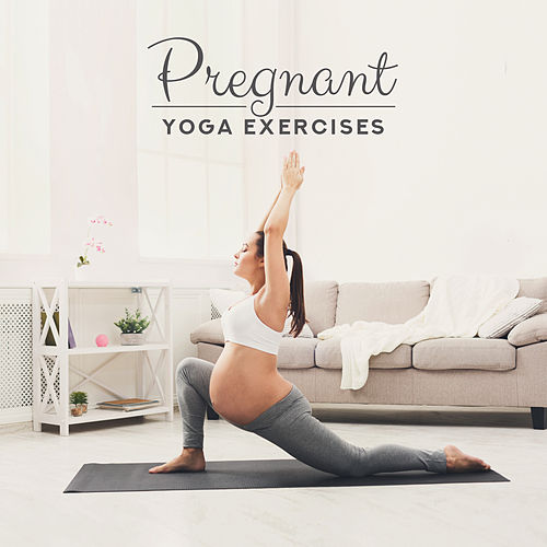 Pregnant Yoga Exercises - 15 Tracks for Yogic Poses and Asanas for Future Mums de Yoga Music