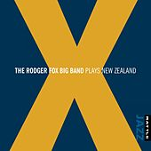 X (The Rodger Fox Big Band Plays New Zealand) de The Rodger Fox Big Band