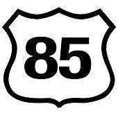 U.S. 85 by Will Beeley