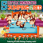 5 Little Monkeys Jumping on the Bed by Various Artists