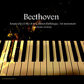 Beethoven: Sonata Op.13 No. 8 in C Minor Pathetique. 1st movement de Relaxing Piano Music