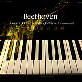 Beethoven: Sonata Op.13 No. 8 in C Minor Pathetique. 1st movement von Relaxing Piano Music