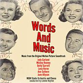 Words And Music (Music from the Original Motion Picture Soundtrack) de Various Artists
