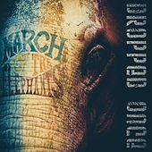 March of the Elephants by Dropped Once