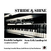 Stride And Shine by Fredrik Carlquist