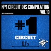 Nº1 Circuit Djs Compilation, Vol. 10 - EP de Various Artists